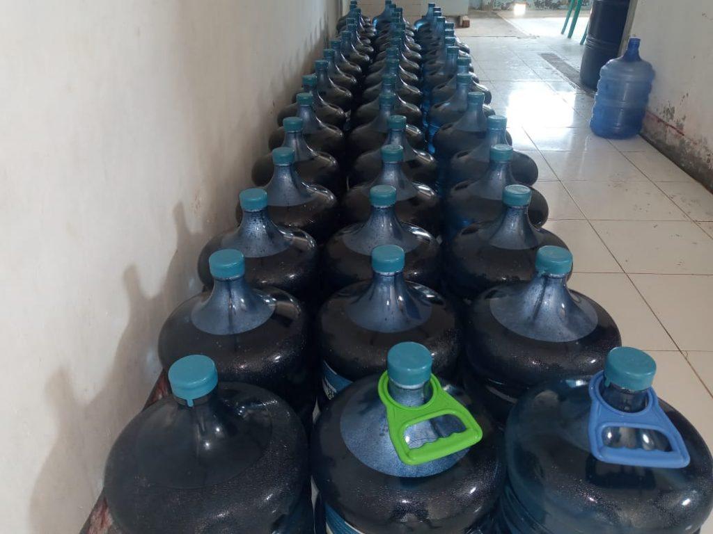 air minum Komodo Water